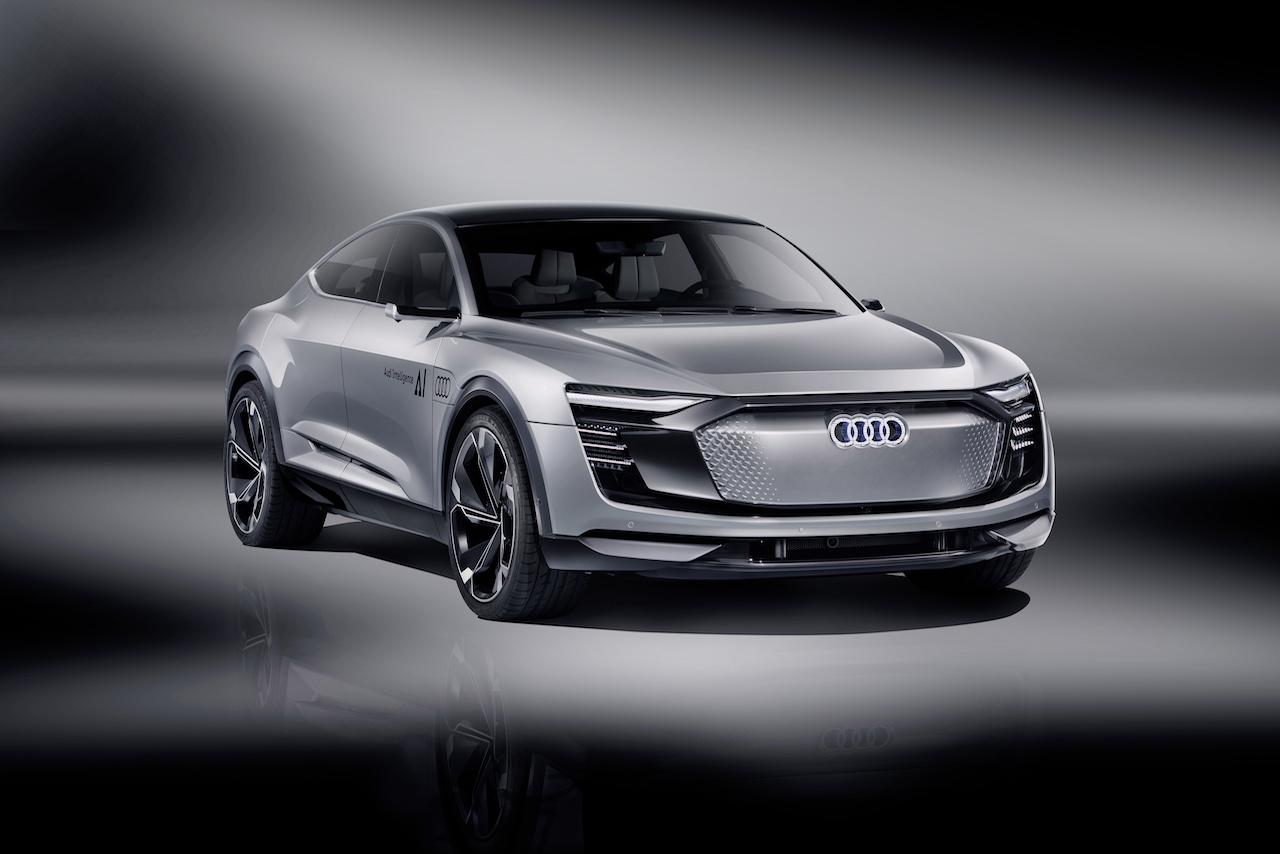 Audi Elaine Front