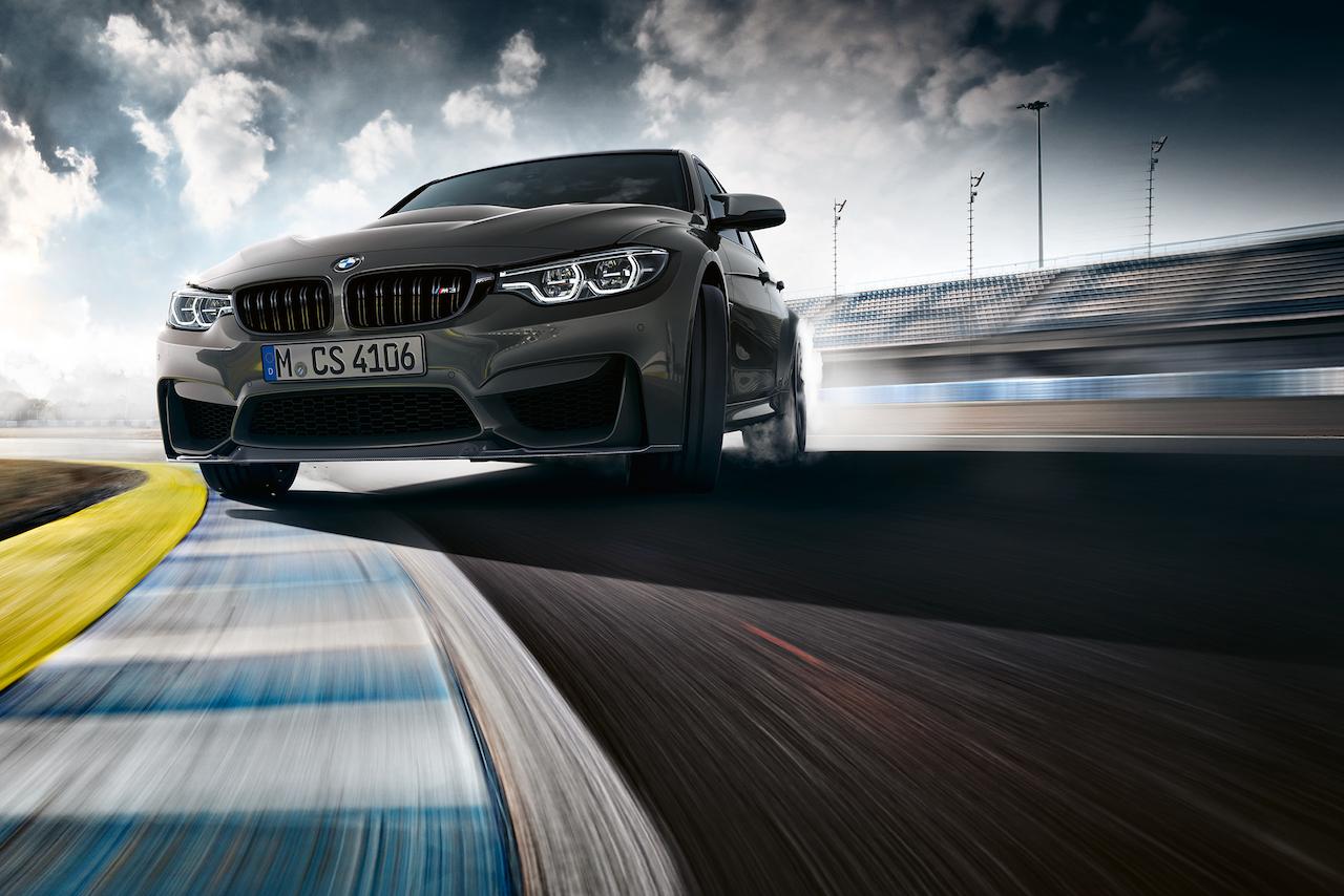 BMW M3 CS Exterieur