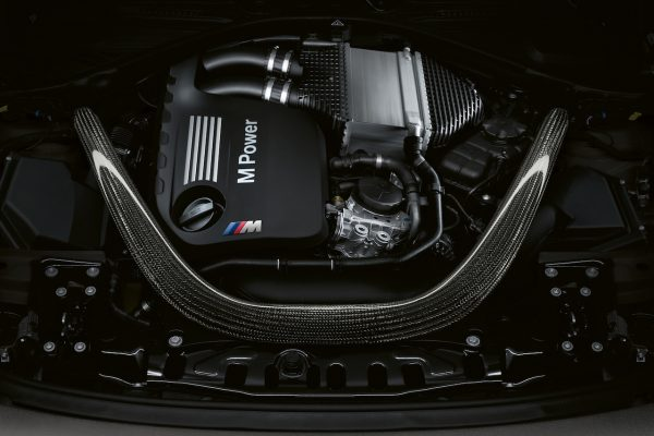 BMW M3 CS Motor