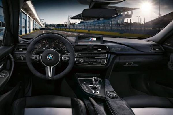 BMW M3 CS Interieur