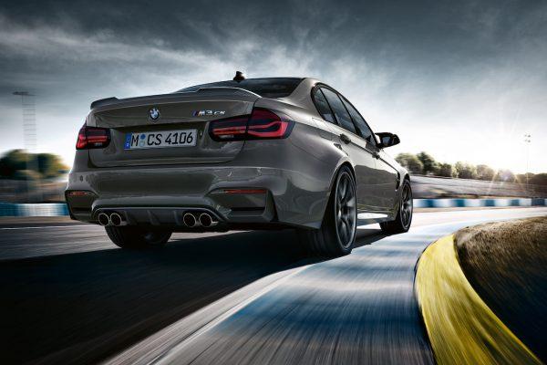 BMW M3 CS Heck