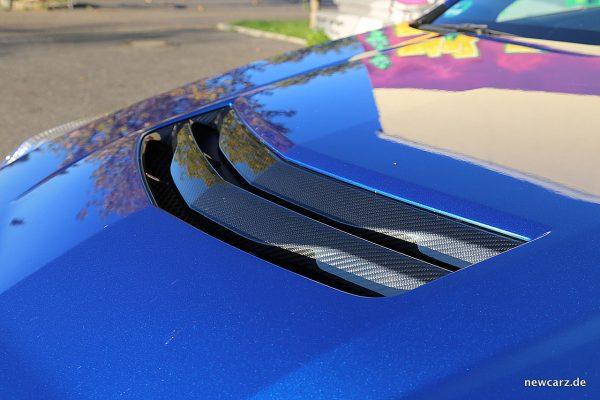 Cadillac ATS-V Motorhaube