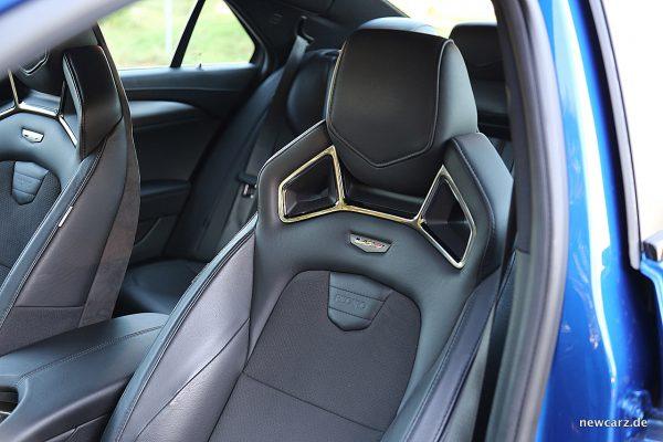 Cadillac ATS-V Recaro