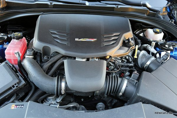 Cadillac ATS-V Motor