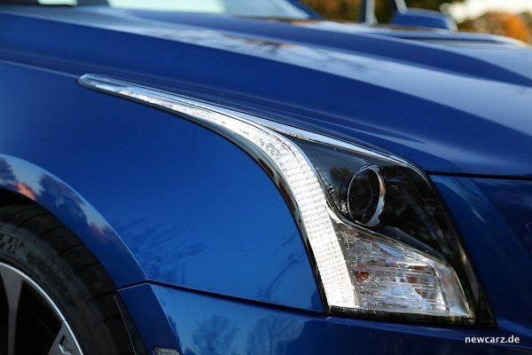 Cadillac ATS-V Scheinwerfer