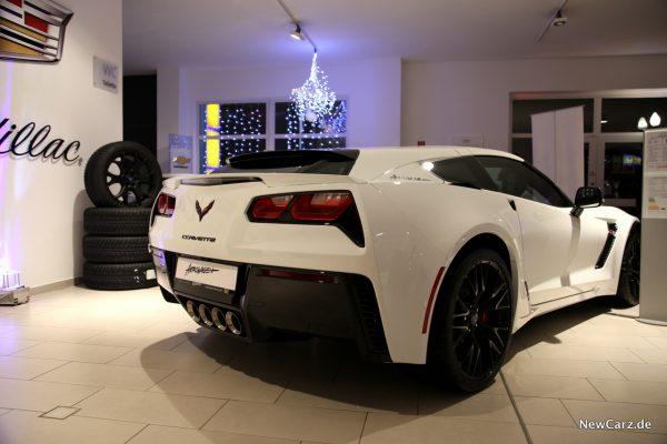 Callaway Cars Corvette AeroWagen