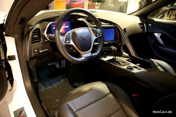 Callaway Cars Callaway Corvette AeroWagen Interieur