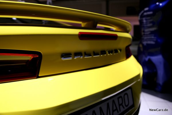 Callaway Cars Callaway Camaro SC 630