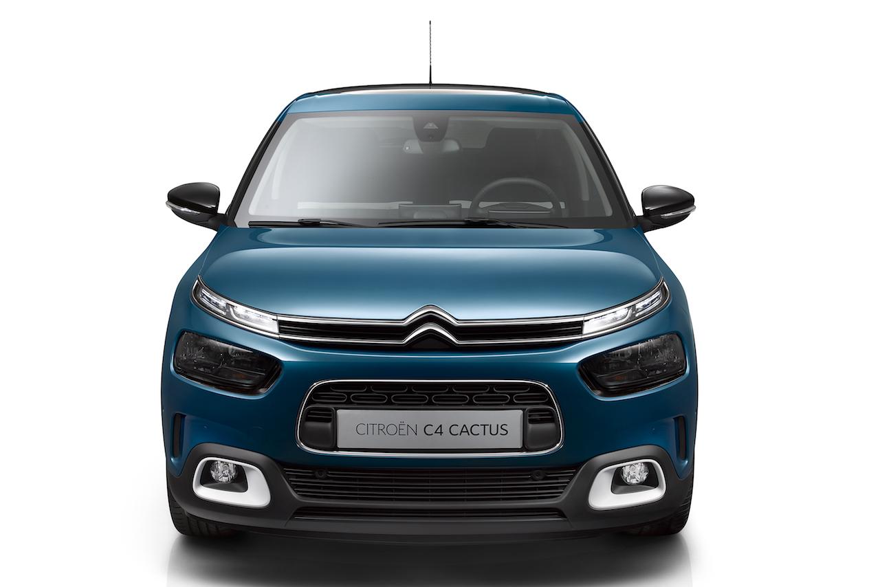 Citroën C4 Cactus Front