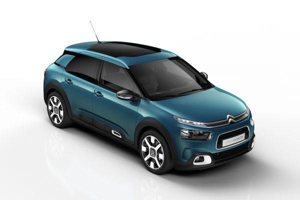 Citroën C4 Cactus Seite Front