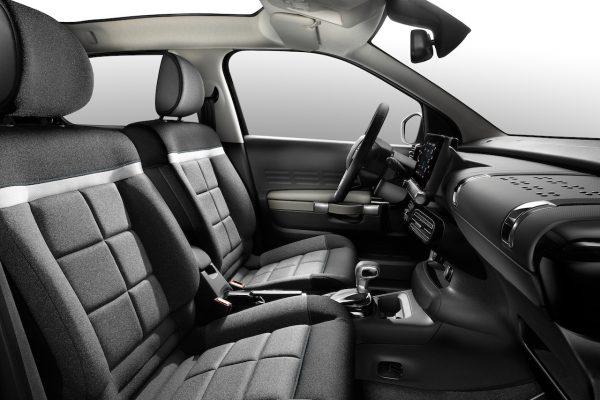 Citroën C4 Cactus Sitze