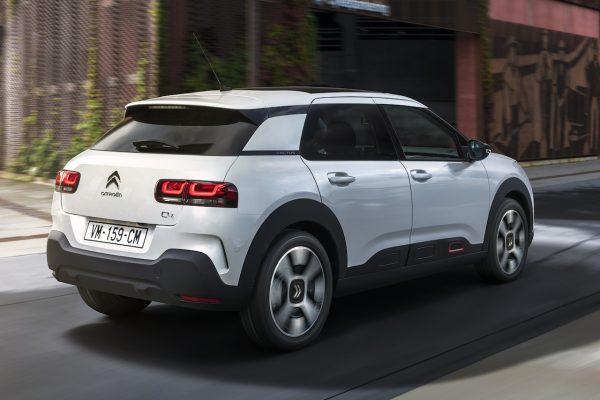 Citroën C4 Cactus Seitenansicht