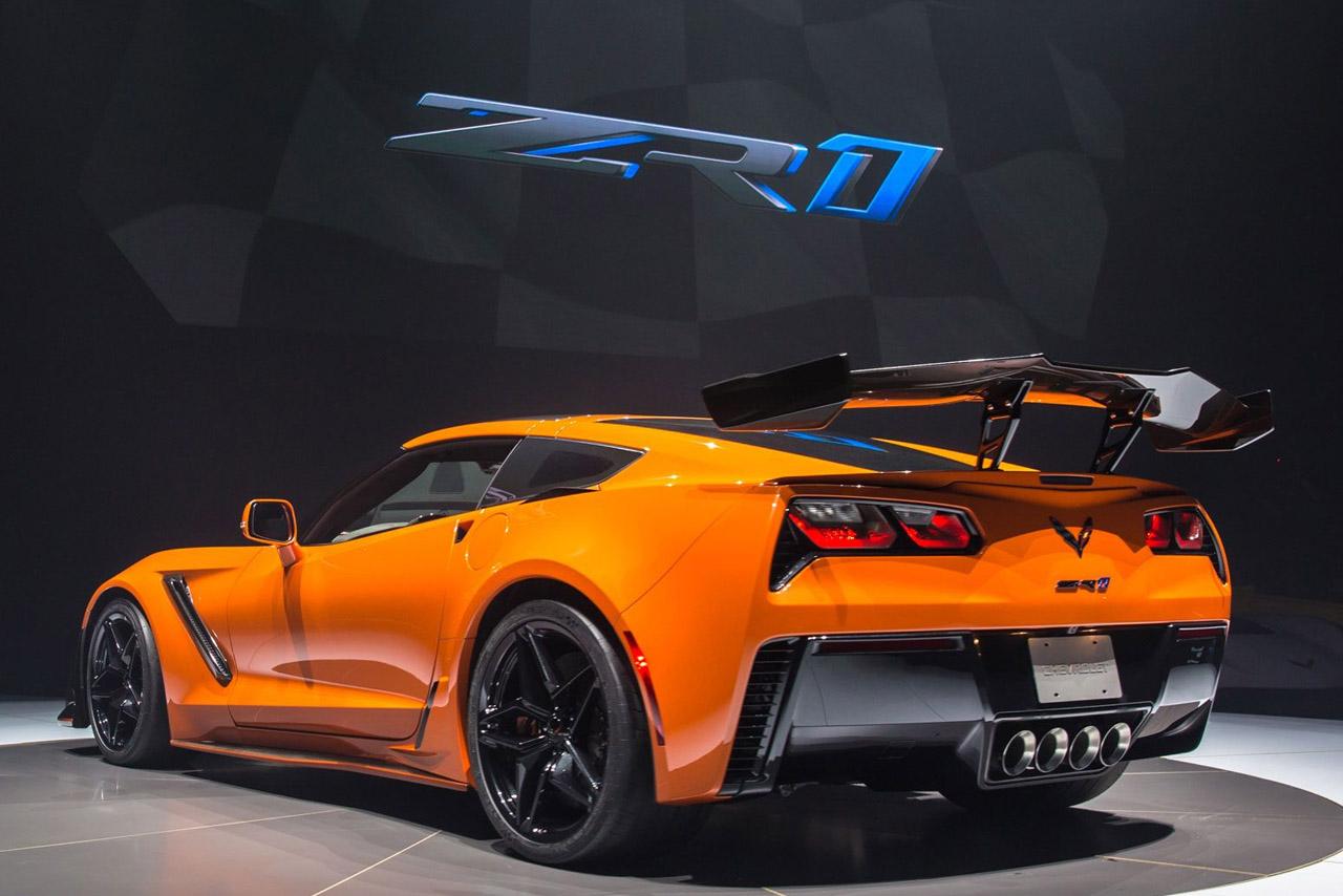 Corvette Zr1 Klassenprimus Mit 766 Ps Newcarz De