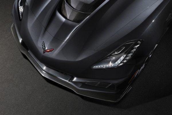 Corvette ZR1 Motorhaube