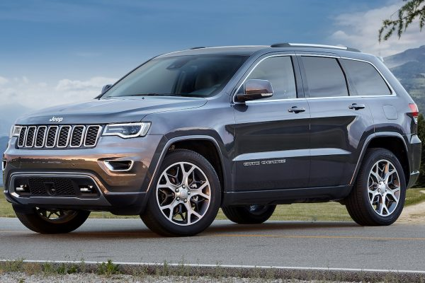 Jeep Grand Cherokeee Trackhawk