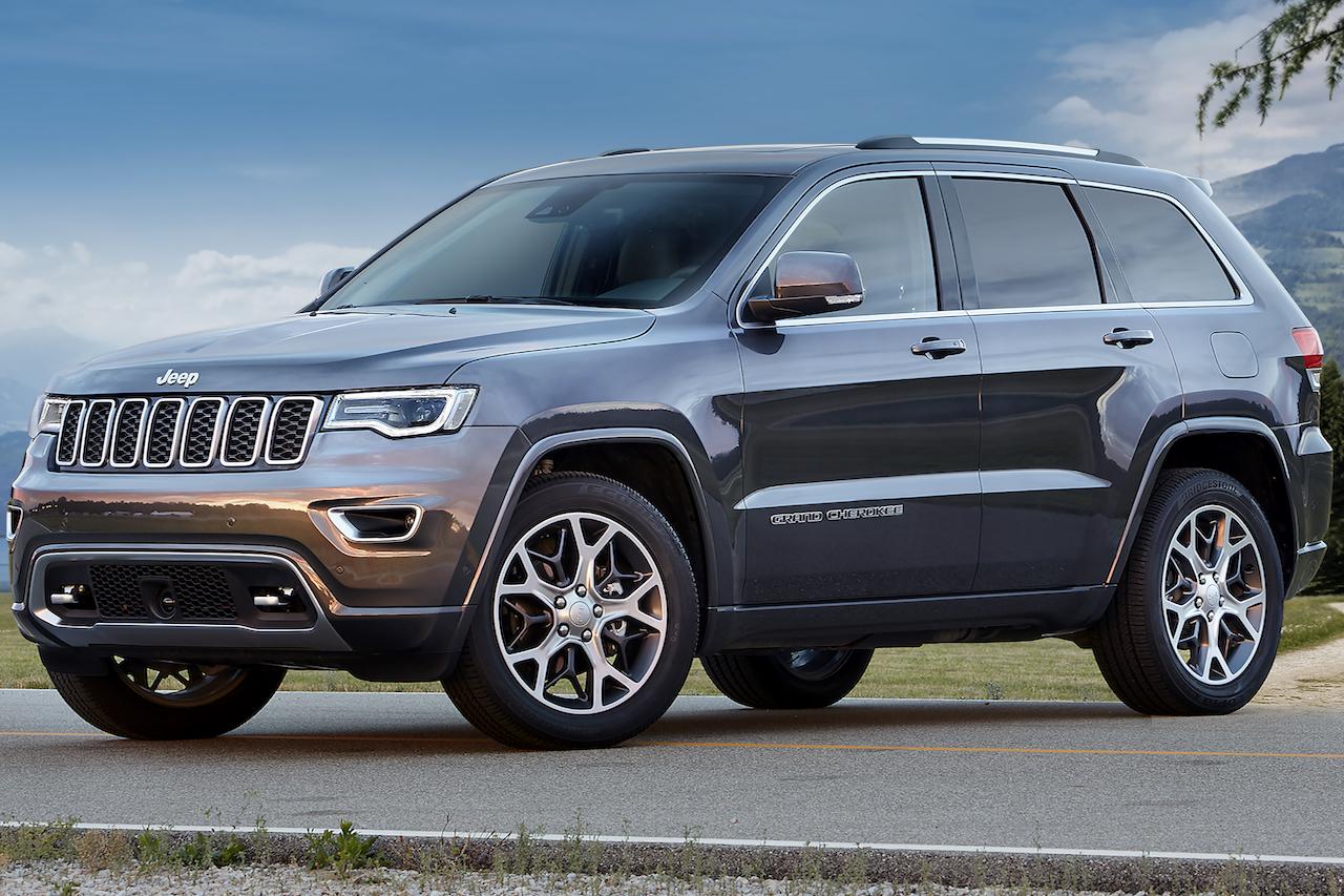 Jeep Grand Cherokee - SUV-Legende 2.0 - NewCarz