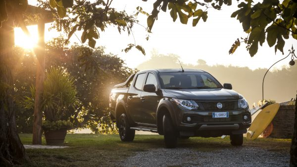 Fiat Fullback Cross Exterieur
