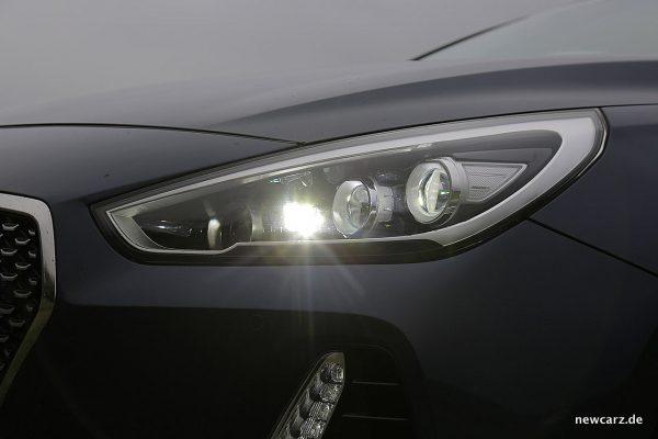 Hyundai i30 Abbiegelicht