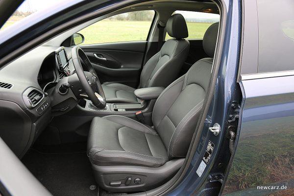 Hyundai i30 Sitze