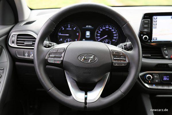 Hyundai i30 Lenkrad