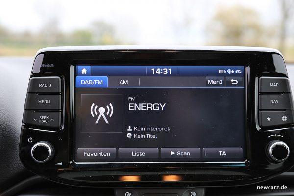 Hyundai i30 Radio