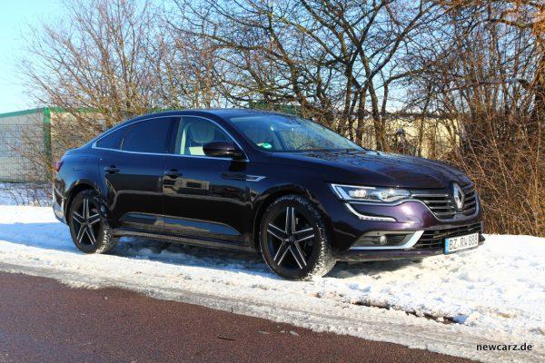 Renault Talisman Winterbereifung