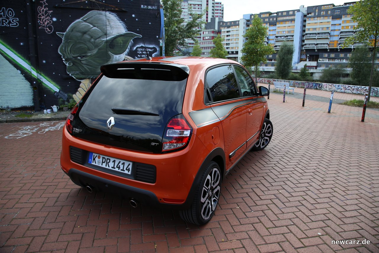 Renault Twingo Gt Energy Tce 110 Kleinstbolide Newcarz
