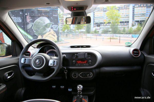 Renault Twingo GT Interieur