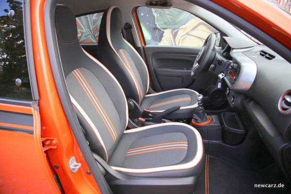 Renault Twingo GT Sitze vorne