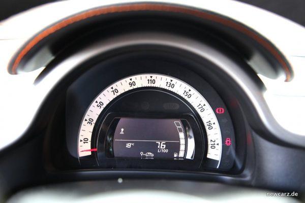 Renault Twingo GT Cockpit