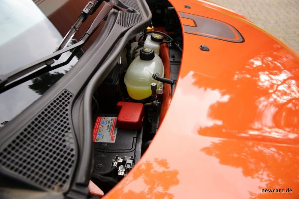 Renault Twingo GT Motorhaube