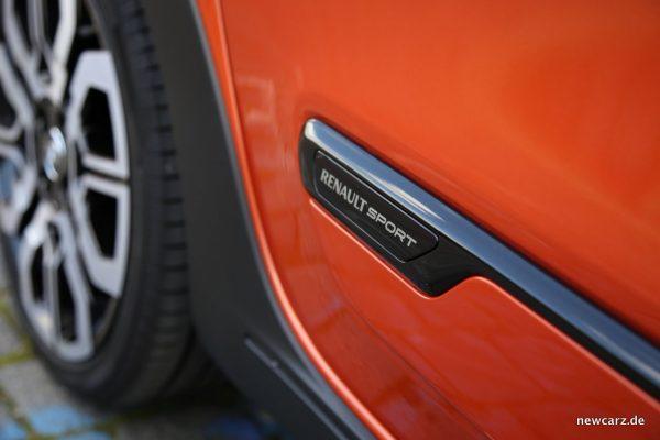 Renault Twingo GT Seite Tür