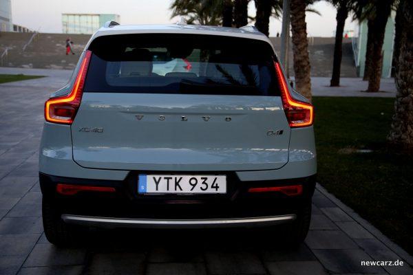 Volvo XC40 Heck