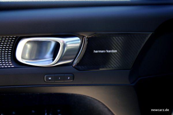 Volvo XC40 Soundsystem
