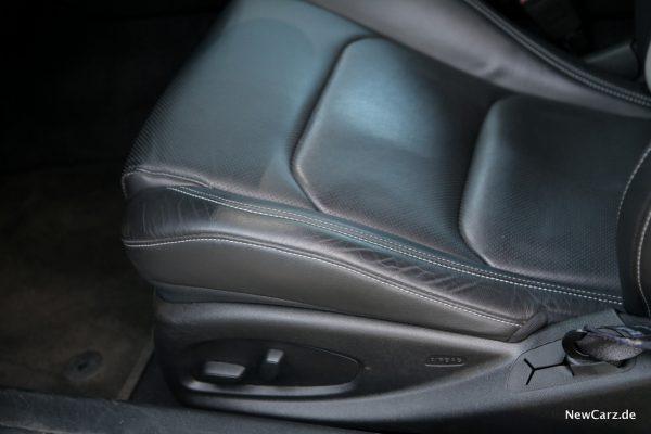 Chevrolet Camaro Cabriolet Fahrersitz