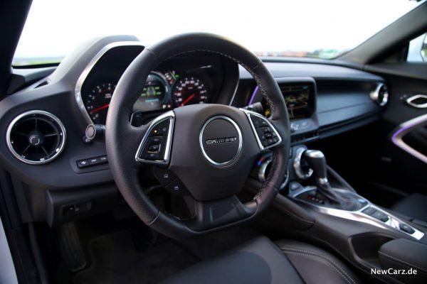Chevrolet Camaro Cabriolet Lenkrad