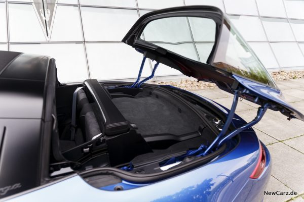 Porsche 911 Targa 4 GTS Verdeck