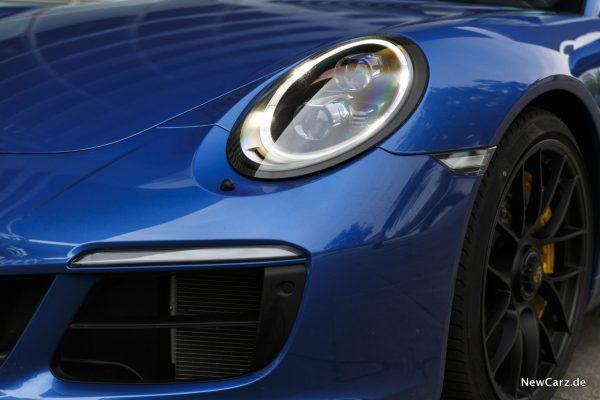 Porsche 911 Targa 4 GTS Scheinwerfer