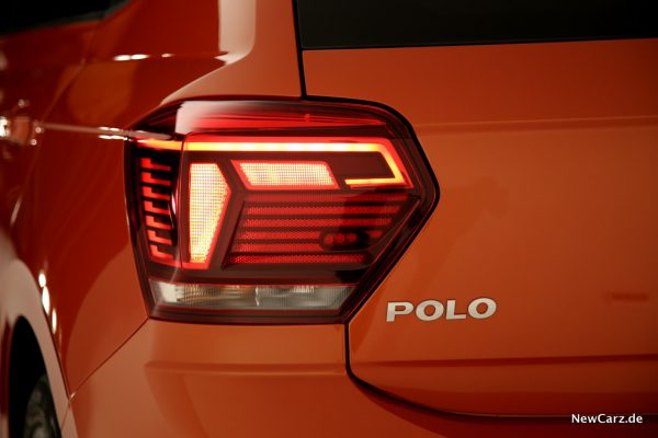 VW Polo LED Heckleuchten