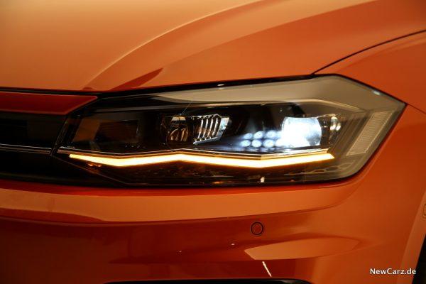 VW Polo LED Blinker Tagfahrlicht