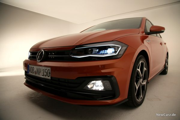 VW Polo LED Scheinwerfer Front