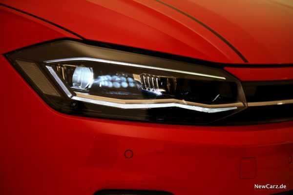 VW Polo LED Scheinwerfer