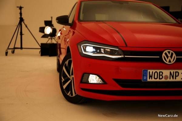 VW Polo LED Front