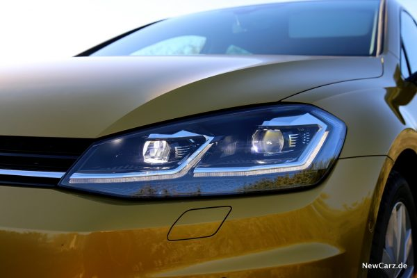 VW Golf 7 Active Lighting System