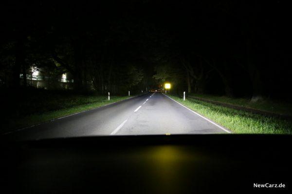 VW Polo LED Scheinwerfer Fernlicht