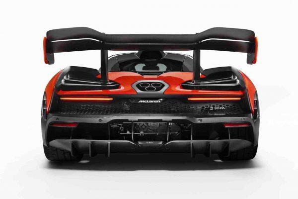 McLaren Senna Exterieur