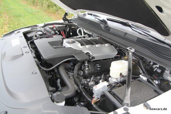 Cadillac Escalade Motor