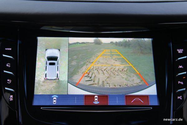 Cadillac Escalade Rückfahrkamera