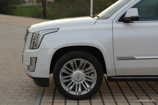 Cadillac Escalade Räder