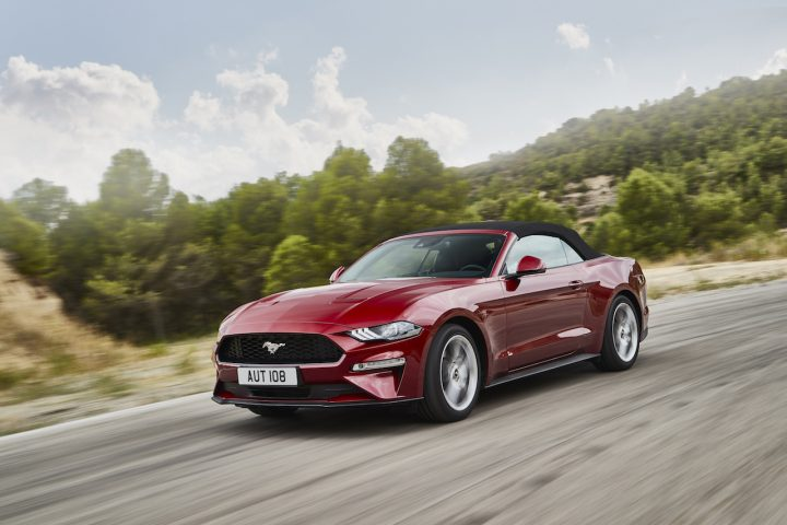 Ford Mustang Exterieur